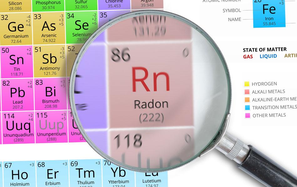 Radon Testing Inspection