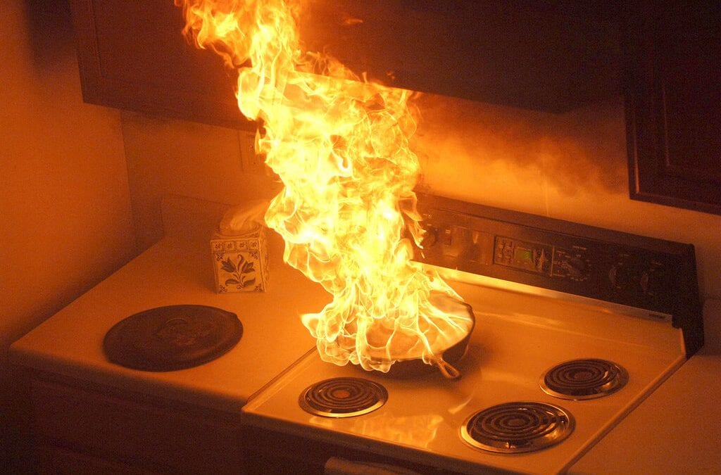 4 Home Fire Safety Tips That Can Prevent a Fire or Keep You Safe During One